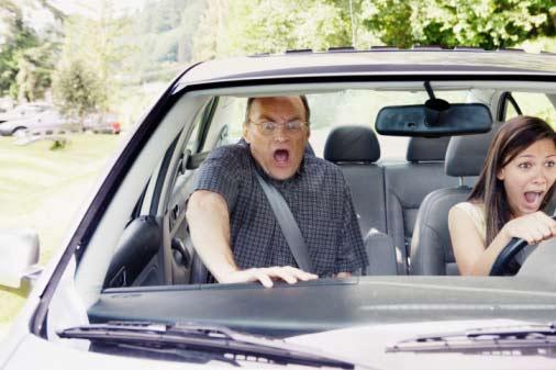 Как повысить свой уровень вождения