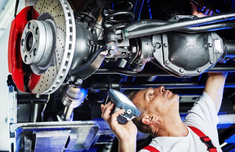 Узлы и механизмы автомобиля, наиболее подверженные поломкам